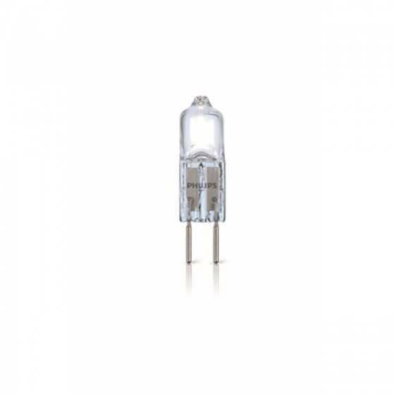 Set 2 Becuri  Halogen Philips Capsule 14W(20W) G4 12V 2700k Clar