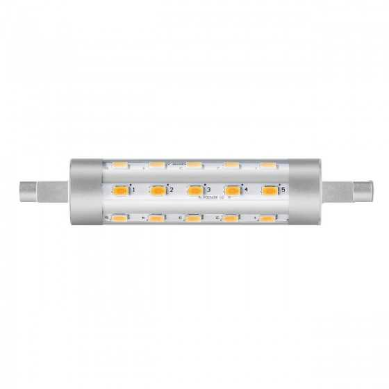 Bec LED CorePro Philips Linear 6.5W(60W) R7S 806 lm 3000K 118mm