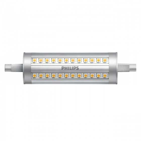Bec LED CorePro Philips Linear 14W(120W) R7S Dimabil 1800 lm 4000K 118mm