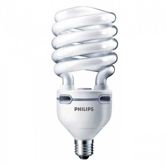 Bec Economic Philips Tornado High Lumen 60W(270W) E27 WW 2700K