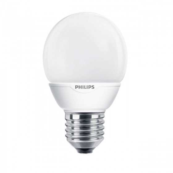 Bec Economic Philips Softone Lustre 7W(30W) E27 WW 2700K
