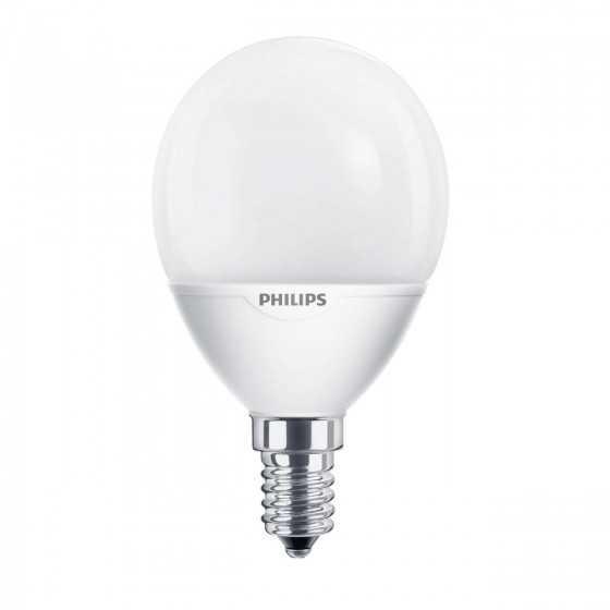Bec Economic Philips Softone Lustre 7W(30W) E14 WW 2700K