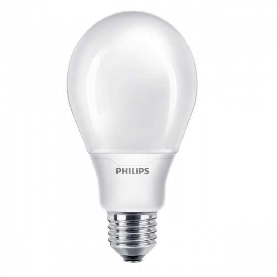 Bec Economic Philips Softone Esaver 15W(65W) E27 WW 2700K