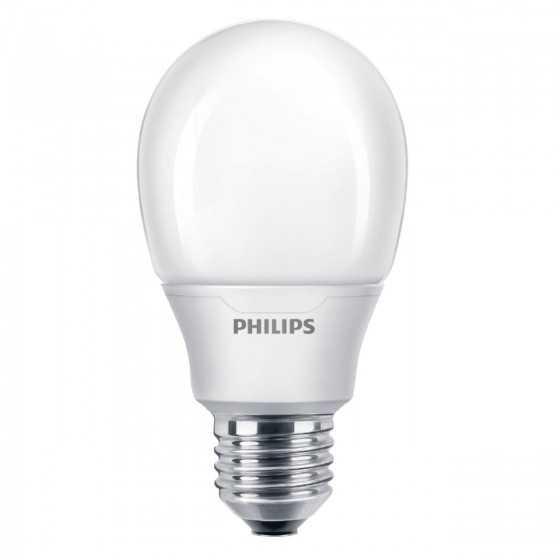 Bec Economic Philips Softone Esaver 8W(38W) E27 WW 2700K