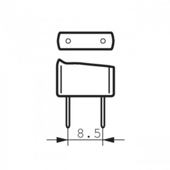 Bec Halogenuri Metalice Philips MASTERColour CDM-TC 35W/830 G8.5 3000K