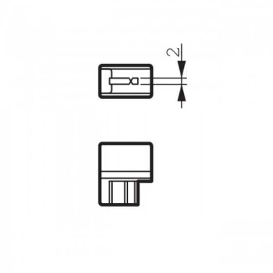 Bec Halogenuri Metalice Philips MASTERColour MHN-TD 250W/842 FC2 4200K