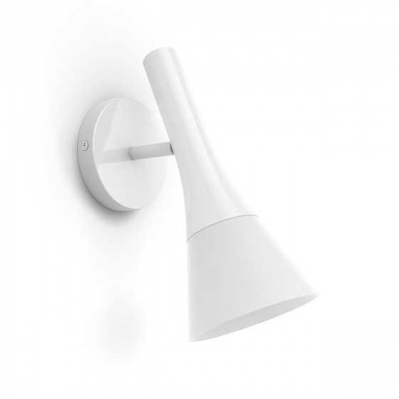 Aplica LED Philips Hue Explore Led Ambiance 43002/31/P7 6W (40W) 470lm lumina alba calda-rece + intrerupator dimmer