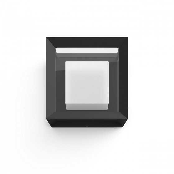 Aplica Exterior LED Philips Hue Econic 17438/30/P7 15W (80W) 1150lm lumina RGB