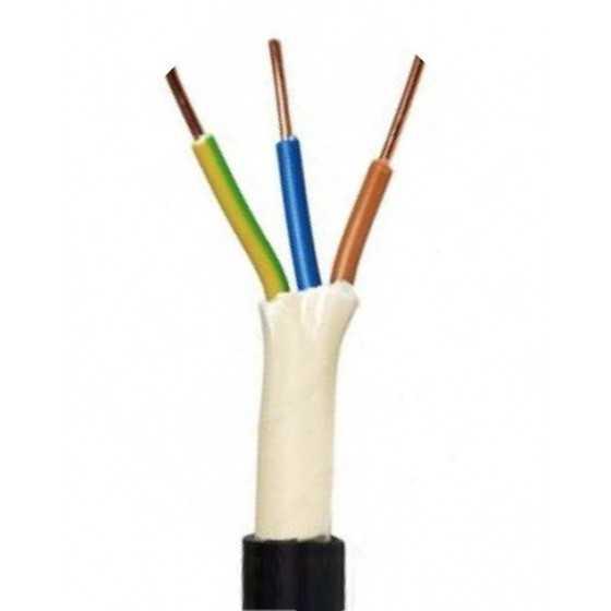 Cablu Electric CYY-F 3x1.5