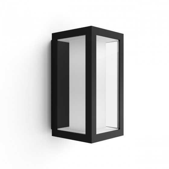 Aplica Exterior LED Philips Hue Impress 17429/30/P7 2x8W (49W) 1200lm lumina RGB