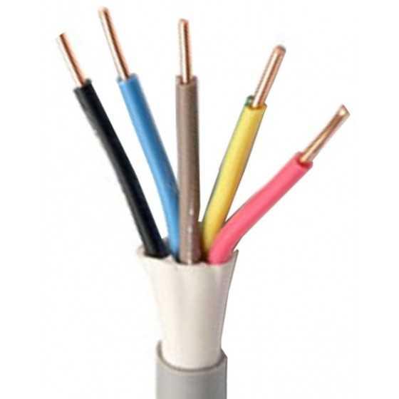 Cablu Electric CYY-F 5x1.5