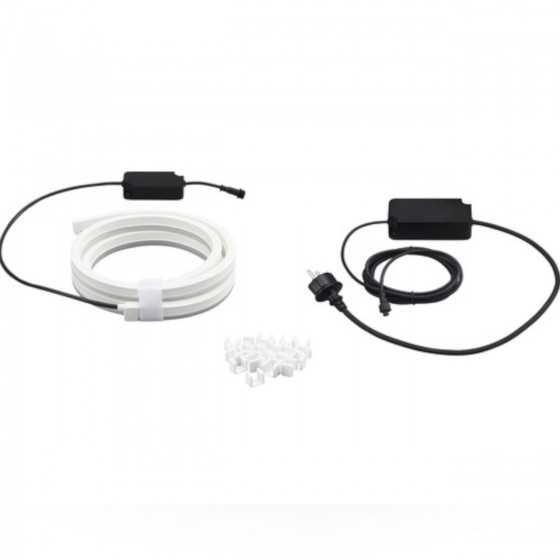 Banda LED Exterior Philips Hue LightStrip Baza 2m 20W 780lm Lumina RGB