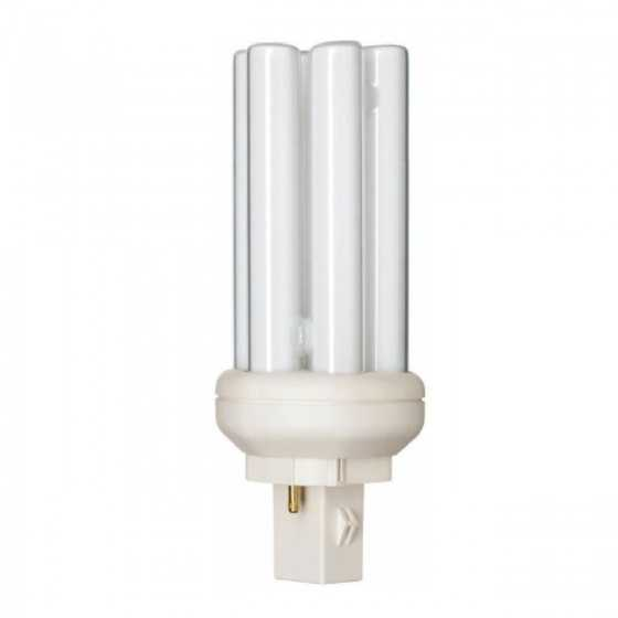 Bec Compact Fluorescent Philips Master PL-T 18W/840/2P GX24d-2