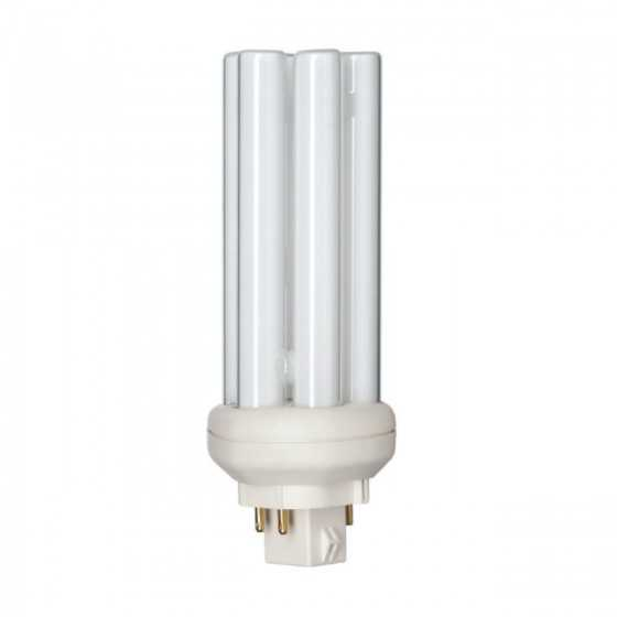Bec Compact Fluorescent Philips Master PL-T 26W/840/4P GX24q-3