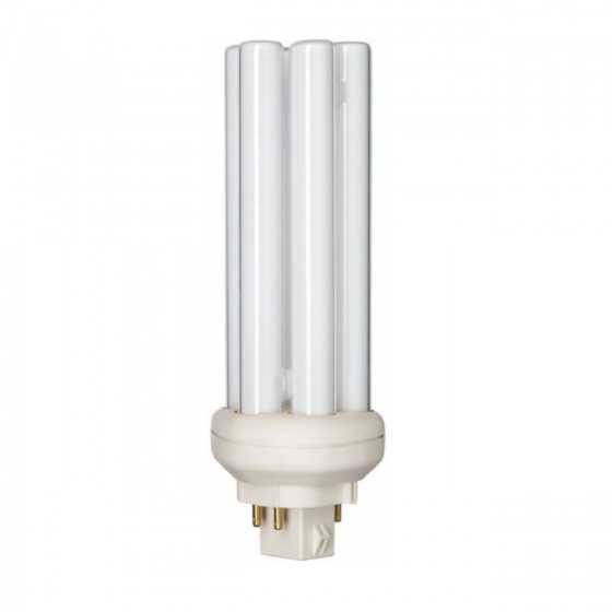 Bec Compact Fluorescent Philips Master PL-T 32W/840/4P GX24q-3