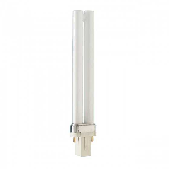 Bec Compact Fluorescent Philips Master PL-S 9W/827/2P G23