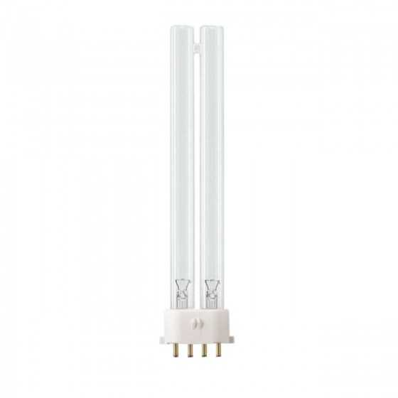 Bec Compact Fluorescent TUV PL-S 9W/4P 2G7, germicidal apa aer