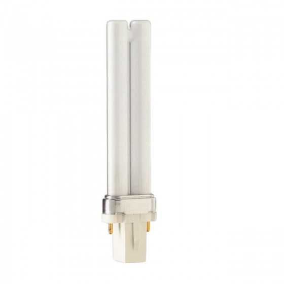 Bec Compact Fluorescent Philips Master PL-S 7W/840/2P G23