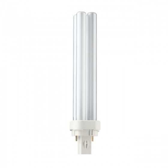 Bec Compact Fluorescent Philips Master PL-C 26W/830/2P G24d-3