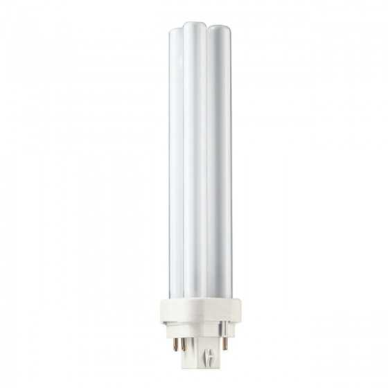 Bec Compact Fluorescent Philips Master PL-C 26W/840/4P G24q-3