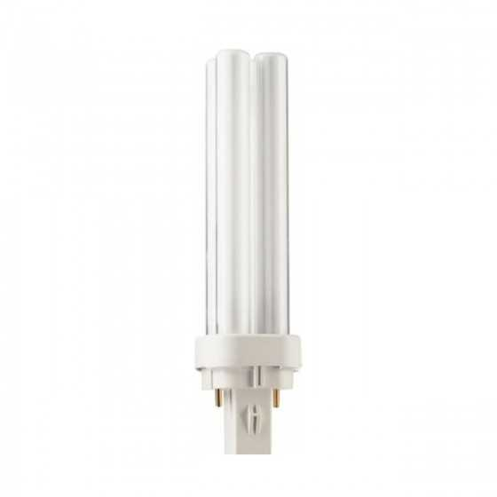 Bec Compact Fluorescent Philips Master PL-C 13W/830/2P G24d-1