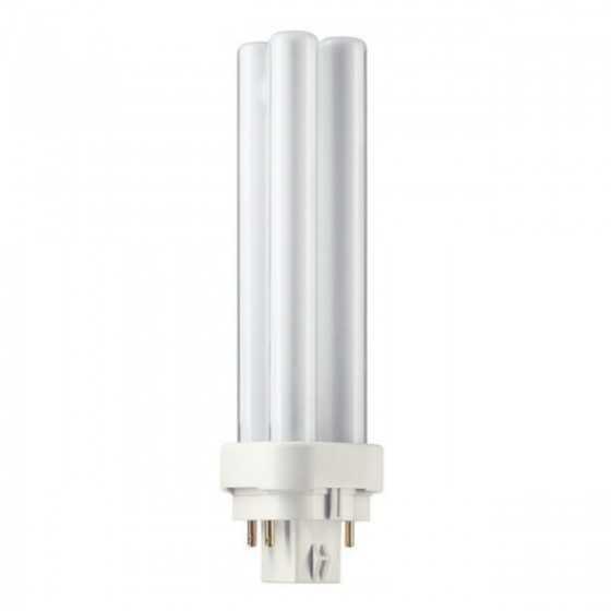 Bec Compact Fluorescent Philips Master PL-C 13W/830/4P G24q-1