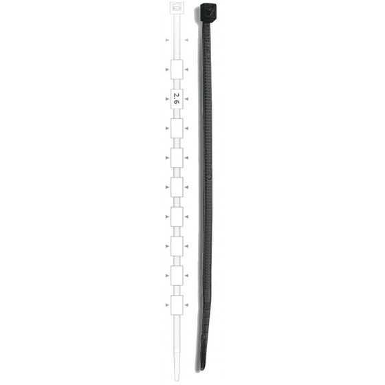 Brida 5307/CE 200x2.6 mm