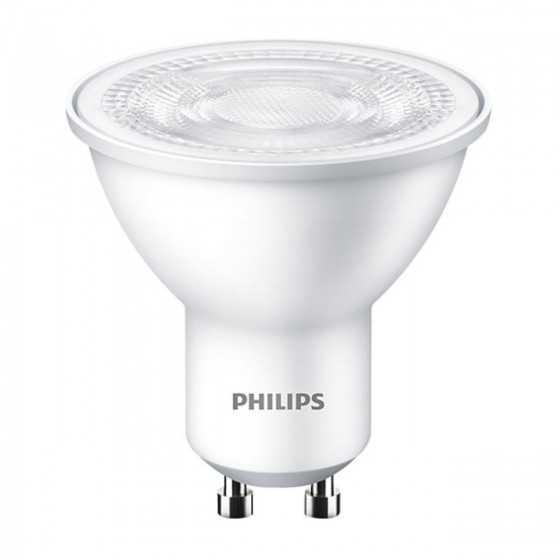 Bec LED Spot Philips 4.7W(50W) GU10 345 lm 2700K