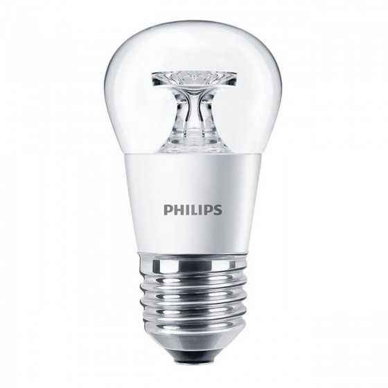 Bec LED Corepro Philips 5.5W(40W) E27 P45 470 lm 2700K Clar