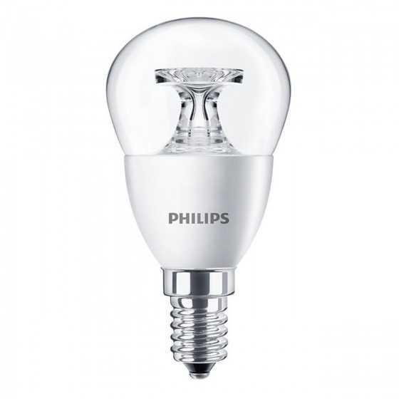 Bec LED Corepro Philips 5.5W(40W) E14 P45 470 lm 2700K Clar