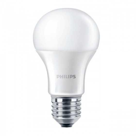Bec LED Clasic Philips 8W(60W) E27 A60 806 lm 4000K Mat