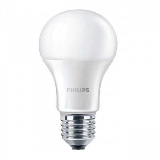 Bec LED Clasic Philips 8W(60W) E27 A60 806 lm 2700K Mat