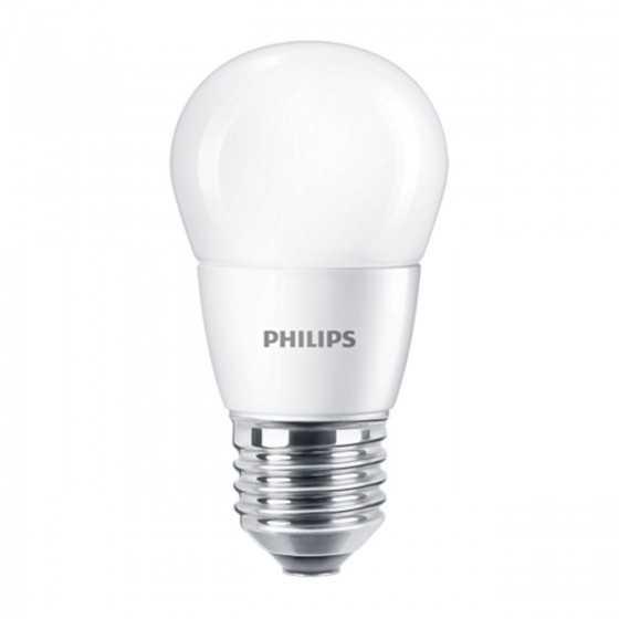 Bec LED Clasic Philips 7W(60W) E27 P48 830 lm 4000K Mat