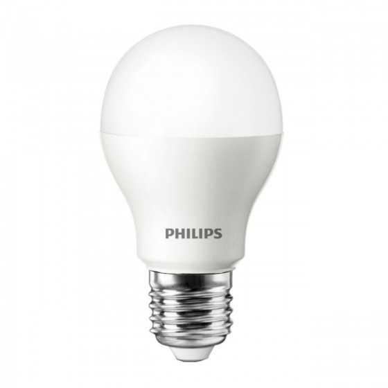 Bec LED Clasic Philips 5.5W(40W) E27 A60 470 lm 2700K Mat