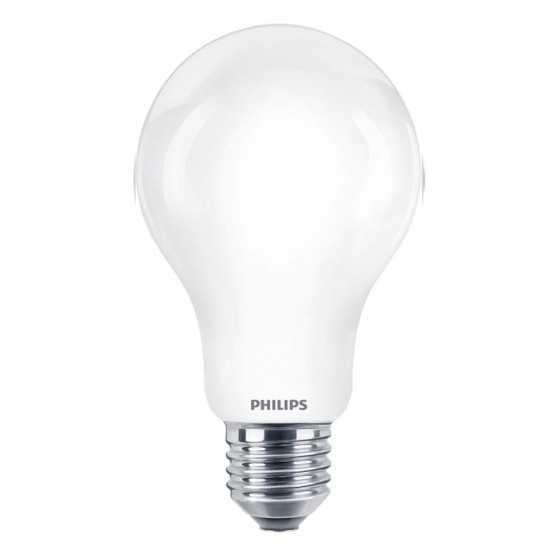 Bec LED Clasic Philips 17.5W(150W) E27 A67 2452 lm 4000K Mat