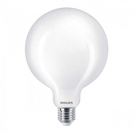 Bec LED Clasic Philips 13W(120W) E27 G120 Glob 2000 lm 2700K Mat