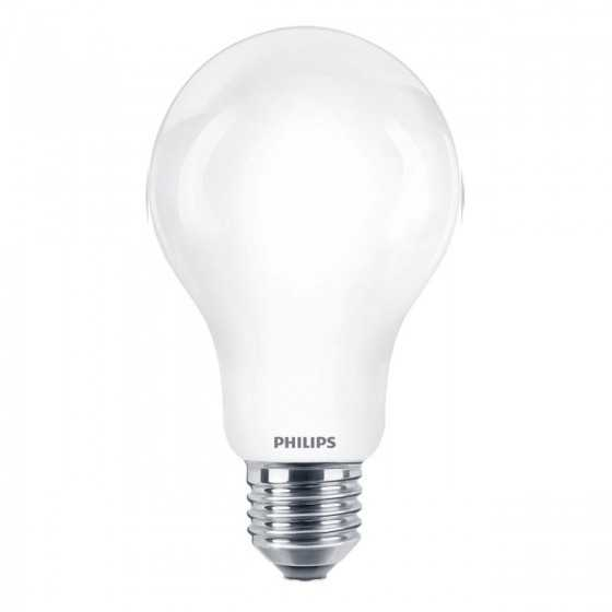 Bec LED Clasic Philips 13W(120W) E27 A67 2000 lm 4000K Mat