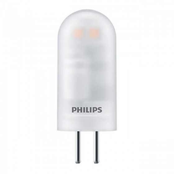 Bec LED Capsula Philips 0.9W(10W) G4 12V 110 lm 3000K