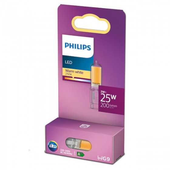 Bec LEDCapsula CorePro Philips 2W(25W) G9 200 lm 2700K