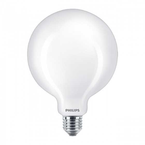 Bec LED Clasic Philips 7W(60W) E27 G120 Glob 806 lm 2700K Mat