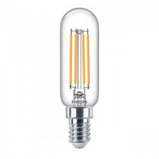 Bec LED Filament Philips 4.5W(40W) E14 T25 470 lm 2700K Clar