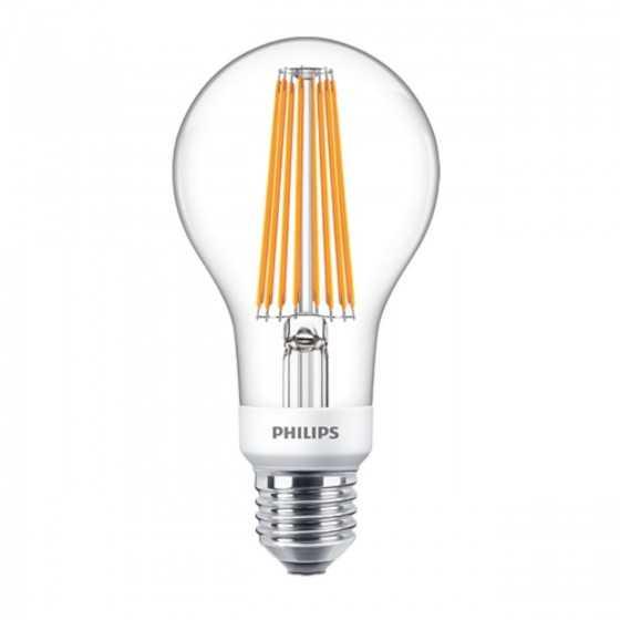 Bec LED Filament Philips 12W(100W) E27 Dimabil A67 1521 lm 2700K Clar