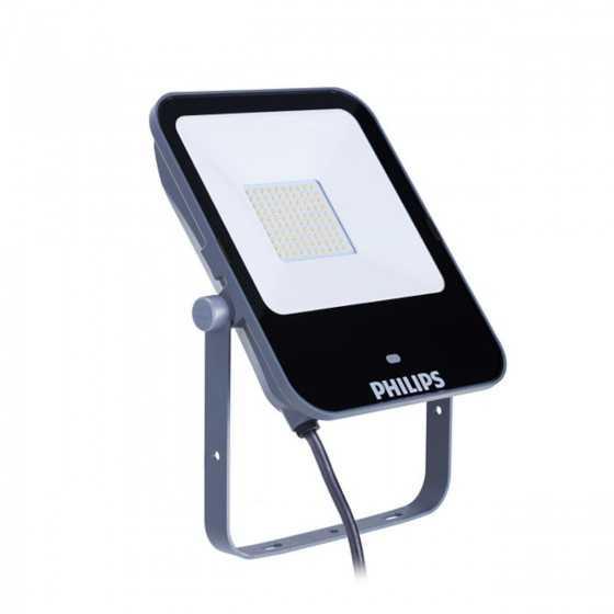 Proiector LED Philips BVP154 LED52/840 PSU 50W 5000lm lumina alba naturala cu senzor de miscare si telecomanda