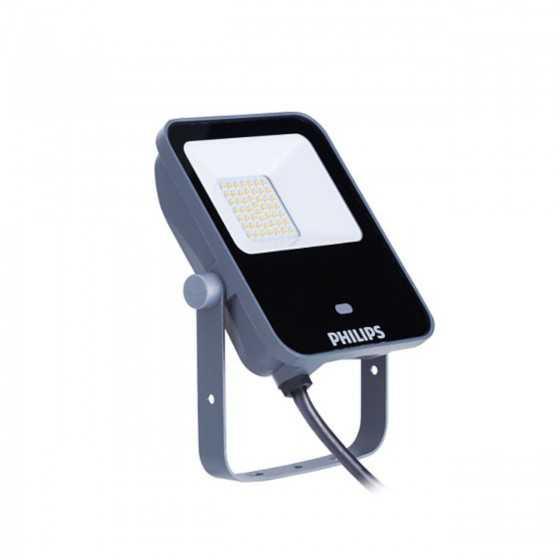 Proiector LED Philips BVP154 LED21/840 PSU 20W 2000lm lumina alba naturala cu senzor de miscare si telecomanda