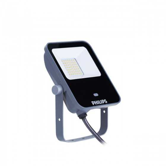 Proiector LED Philips BVP154 LED10/840 PSU 10W 1000lm lumina alba naturala cu senzor de miscare si telecomanda