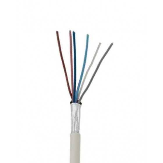 Cablu Alarma 6X0.22