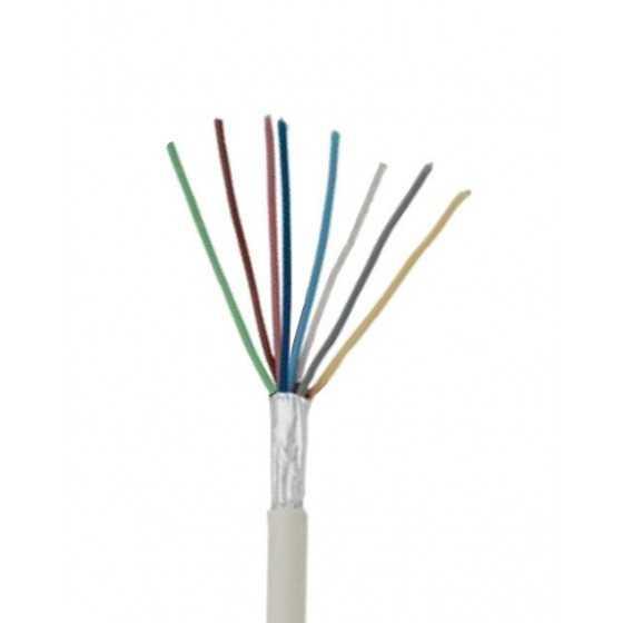 Cablu Alarma 8X0.22