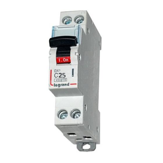 Disjunctor 406797 1P+ND/C/25A/4.5KA