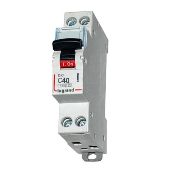 Disjunctor 406799 1P+ND/C/40A/4.5KA