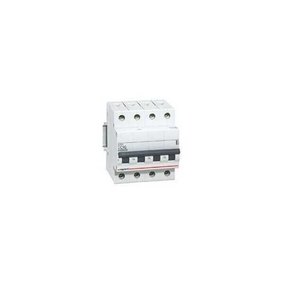 Disjunctor 419741 4P/C/16A/4.5KA